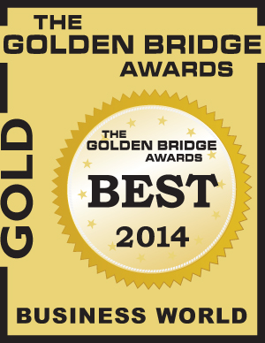 Golden Bridge Awards Gold 2014