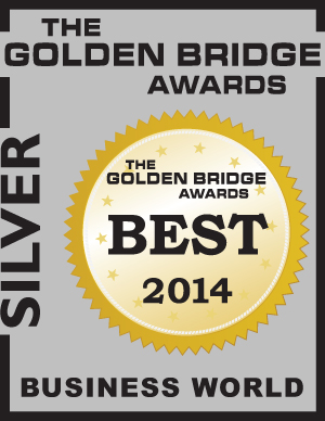 Golden Bridge Awards Silver 2014